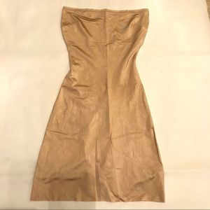 SPANX Full Body Slimming Slip Nude Small